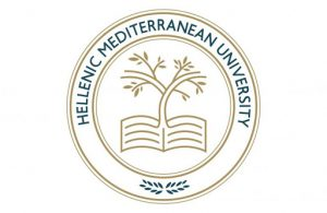 Hellenic Mediterranean University logo