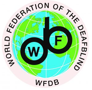 World federation of the deafblind logo