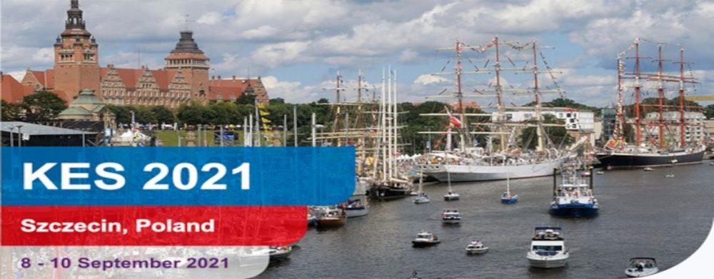 KES 2021 event Poland 8-10 September poster