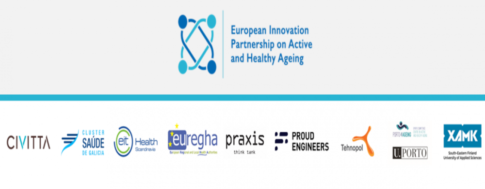 Image with the following logos: IN-4-AHA logo, EIP-on-AHA logo, and IN-4-AHA partners